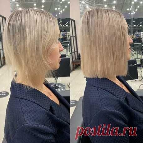 Загущение — модный и быстрый способ изменить прическу, если волосы редкие