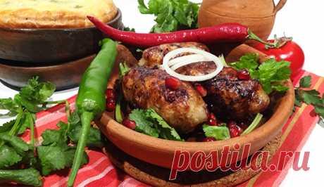 Абхазура (Georgian Fried Spicy Meatballs – Apkhazura)