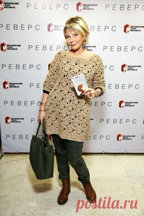 Татьяна Веденеева и её образы совсем не старушки 67 лет | Мне 50 | Яндекс Дзен