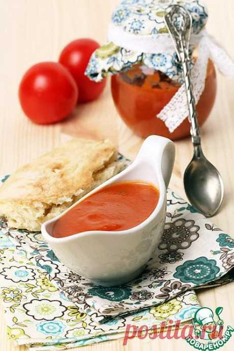 Домашний кетчуп от Гордона Рамзи. Автор: skyfuntik
