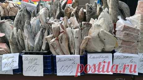 Почему минтай надо покупать чаше другой рыбы ? | Ёперный театр  | Яндекс Дзен