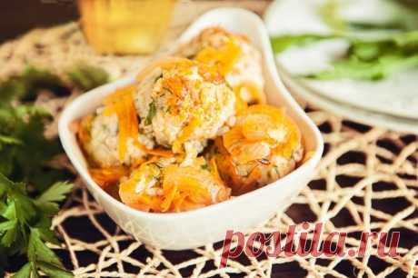 Рыбные тефтели в томатном соусе: готовим в духовке
