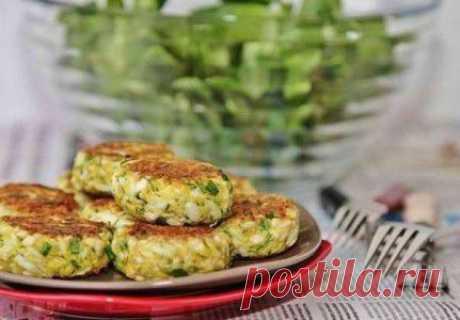 Яичные котлеты с зеленью | Вкусный каприз.