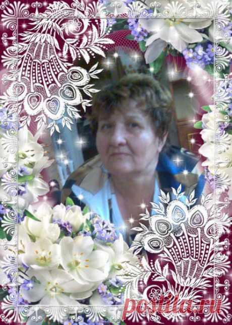 lydmila odysheva