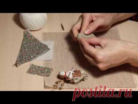 Изготовление текстильной броши «Цветочница».