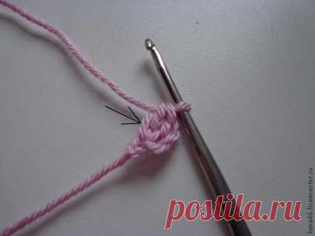 Как начать вязание вещи без набора воздушных петель - Вязание - Моя копилочка