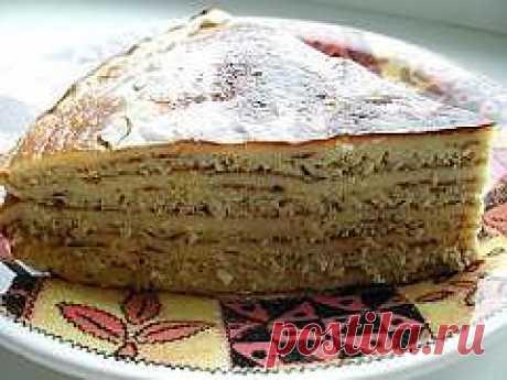 Хотите попробовать блинчатый пирог? | Еда и кулинария