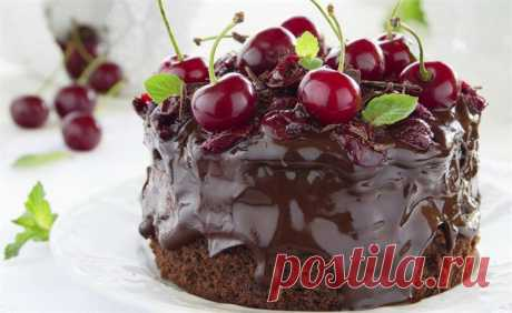Рецепт торта без миксера - Москва - Россия - recepty-blyud.vilingstore.net