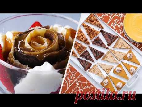 6 Festive Desserts For Your Holiday Table •Tasty