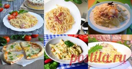 Паста карбонара - 12 рецептов приготовления пошагово - 1000.menu Паста карбонара - быстрые и простые рецепты для дома на любой вкус: отзывы, время готовки, калории, супер-поиск, личная КК