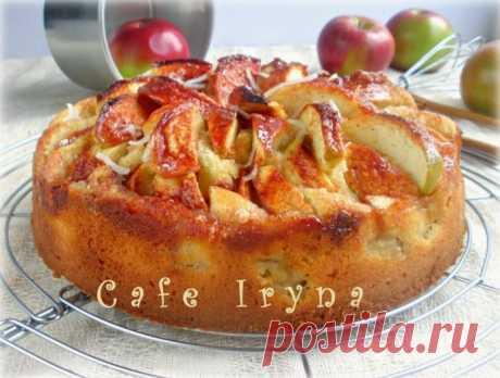 El pastel de manzana de la abuela Ema «la señora Caprichosa»
