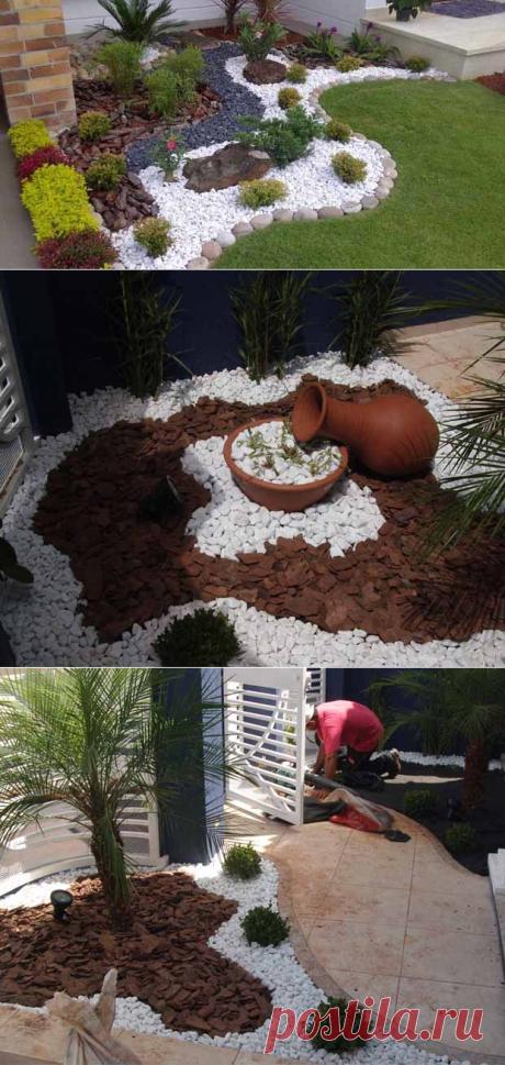 Ландшафтный дизайн, который изменит ваш сад