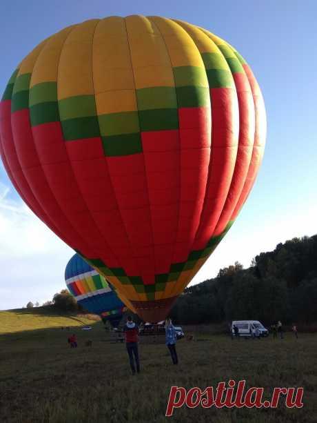 Жесткое приземление воздушного шара - Как мечта моего детства обернулась неудачей | Виталий из Италии | Яндекс Дзен