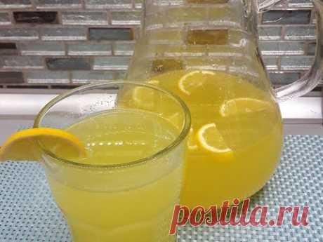 Турецкий лимонад. Самый вкусный лимонад, без искусственных красителей!