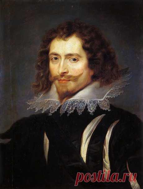 Портрет Джорджа Виллерса, герцога Бакингема. Питер Пауль Рубенс. Описание картины, скачать репродукцию.