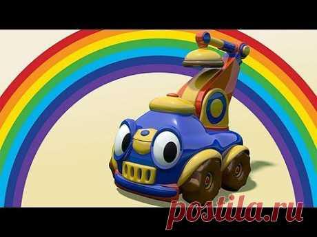 ▶ Развивающие Мультики - Подъемный Кран Стёпа - в ответ на мультфильм TuTiTu - YouTube
