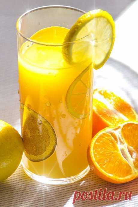 Домашний лимонад - пошаговый рецепт - Дом Десертов