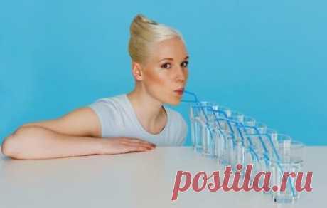 25 полезных советов как правильно пить воду