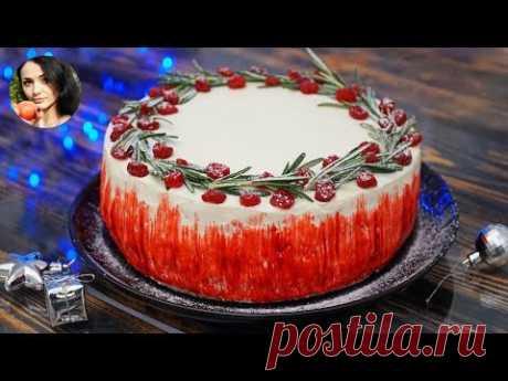 Торт ВЗРЫВ ВКУСОВ! | Бисквитно-Ягодный