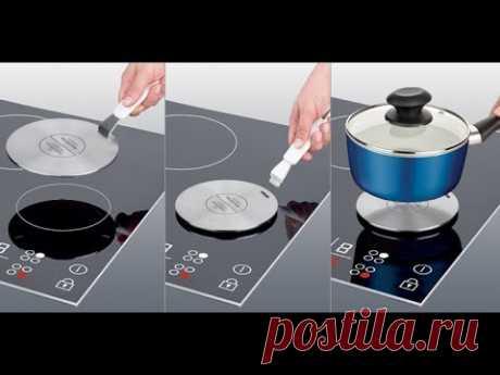 Какую посуду можно использовать на индукционных плитах?