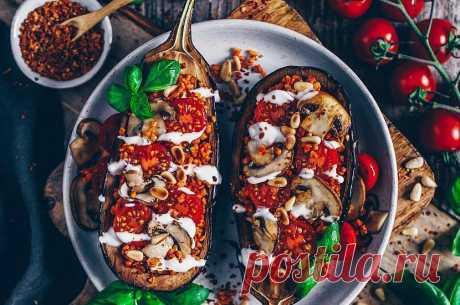 Готовим баклажаны со вкусом грибов | Делимся советами