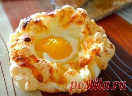 Вкусное начало дня;) Как приготовить яйца орсини? — Едим дома