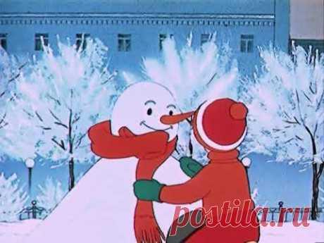 3 чудесных советских мультика про Новый год!
