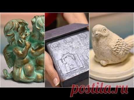 Декоративные техники окрашивания -  приемы, секреты и тонкости