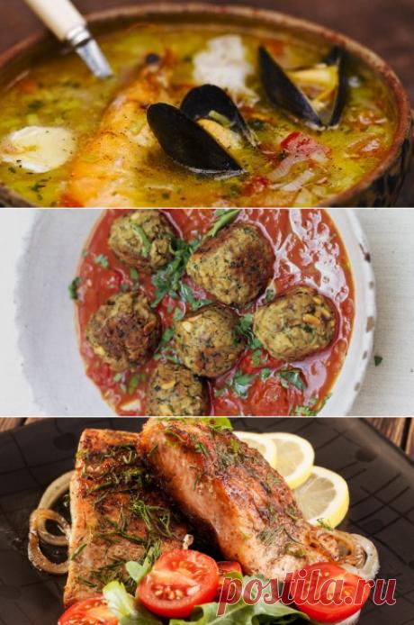 Как приготовить рыбу: 9 крутых рецептов от Джейми Оливера - Лайфхакер
