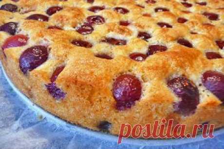 Сладкий творожный заливной пирог за десять минут! | Вкусняшки | Яндекс Дзен