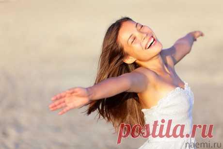 Полезные привычки женщины для красоты и здоровья