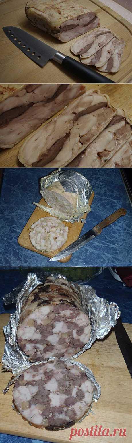 Ветчина Tetra Pak ... | Банк кулинарных рецептов