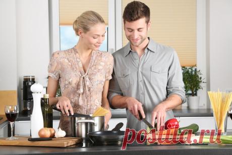 Если ваша семейная жизнь далека от идеала, разделите обязанности по уборке, готовке и уходу за детьми.