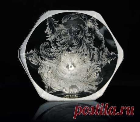 Креманка «Морозко»  #русское_серебро#креманка#мороженое