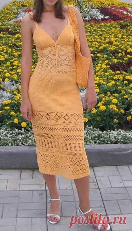 платье с Осинки