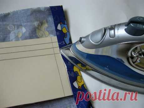 Как создать идеальный подгиб при шитье