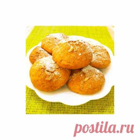 Ржаное печенье с тыквой, мёдом и семечками. Чудесный аромат. | Марусина Кухня | Яндекс Дзен