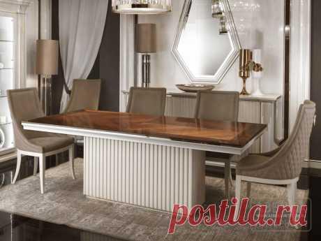Обеденный стол Antelope q Tessarolo — купить по цене фабрики у официального поставщика в Москве