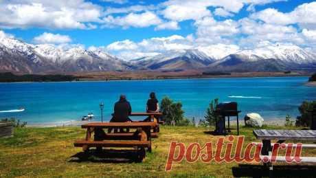 оз.Текапо Нов Зеландия