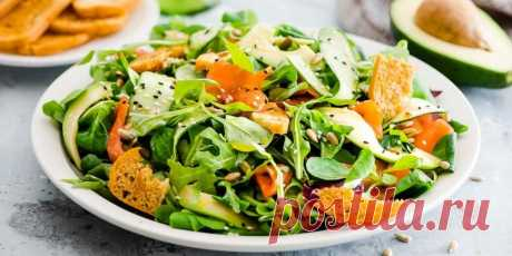 (+3) Салат с лососем и авокадо : Салаты : Кулинария : Subscribe.Ru