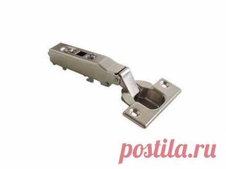 Петля для накладных дверей Firmax Clickline, угол открывания 110°, 48мм FRM0120.1 по низкой цене в Москве заказать в интернет-магазине ТБМ-Маркет