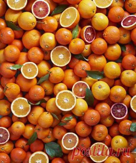Сделай сам: апельсин против морщин и для сияния кожи - Образованная Сова