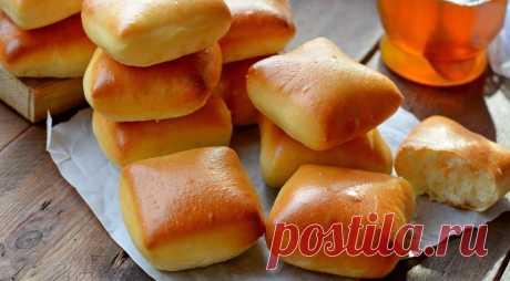 Техасские булочки из придорожного кафе, пошаговый рецепт с фото