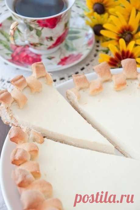 Как приготовить татарский пирог сметанник - рецепт, ингредиенты и фотографии