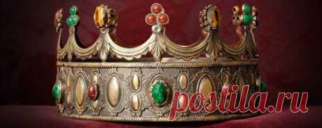 Короткая история корон в 8 фактах | Colors.life