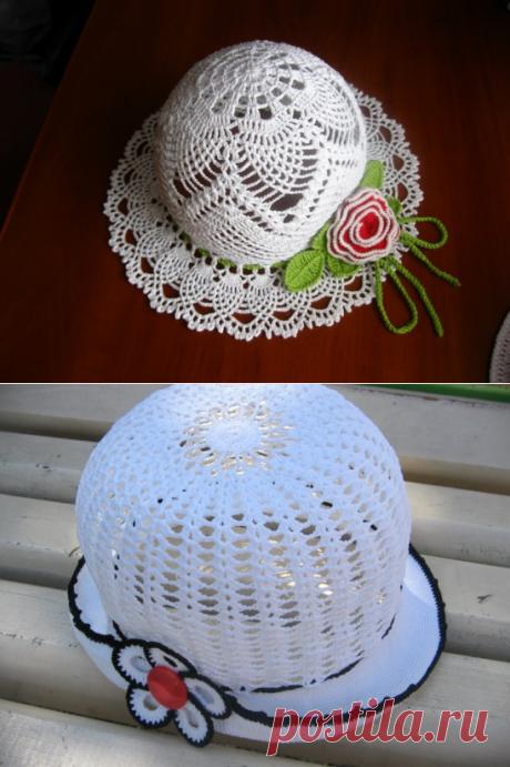 Шляпка - 16 Мая 2012 - Блог - Вязаные вещи на заказ