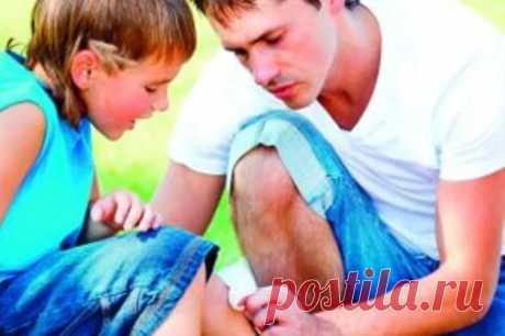 Профилактика столбняка при ранах на руках или ногах, первая помощь при ранениях для профилактики столбняка. Что такое столбняк, симптомы, развитие заболевания.