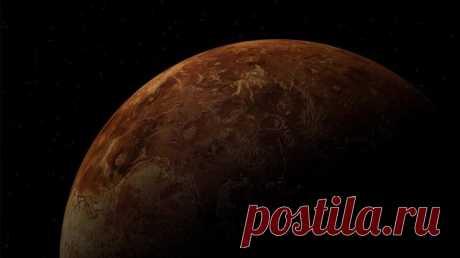 Российская станция поможет разгадать тайну вращения Венеры | Наука и технологии