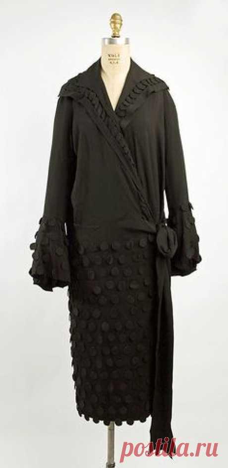 French, ca. 1923 Gift of Georgia O'Keeffe   Older Era Dresses   Подарок, Культура и Грузия