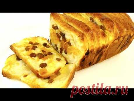 "Хлеб ""Гармошка"" с сухофруктами"